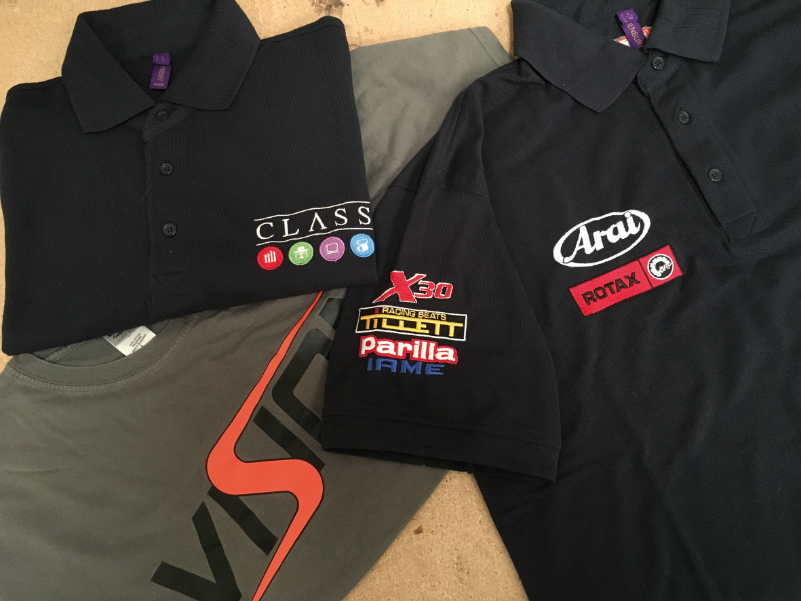 Company branded clothing corporate workwear Leeds