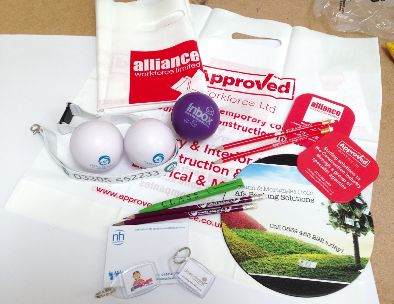 Promotional goods and merchandise Leeds